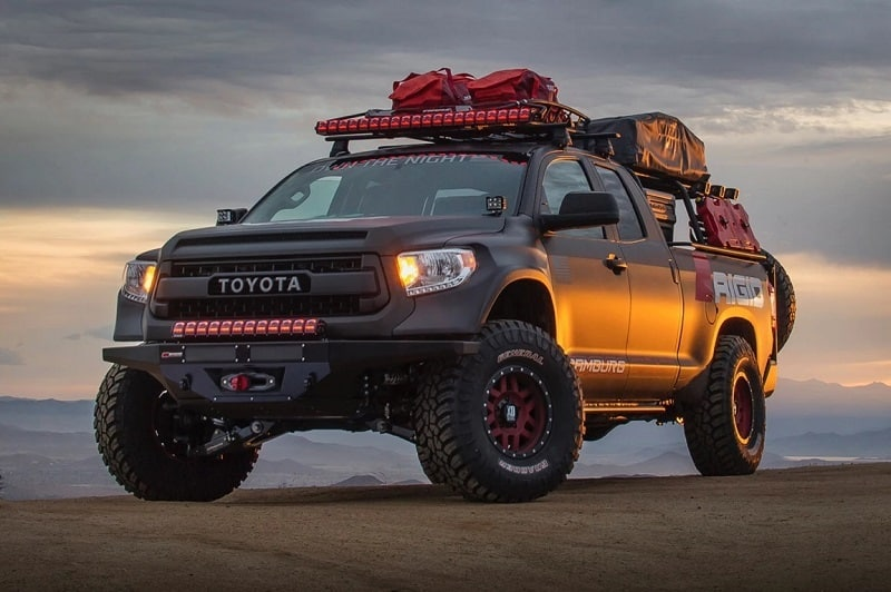 Best Tires For Toyota Tundra 2