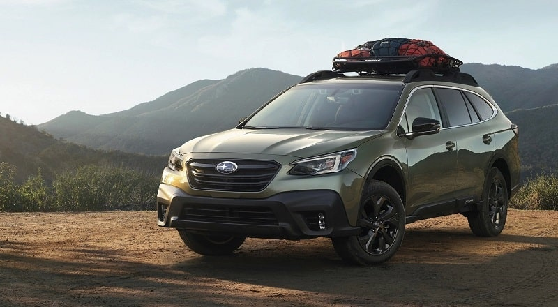 Best tires for Subaru Outback 2