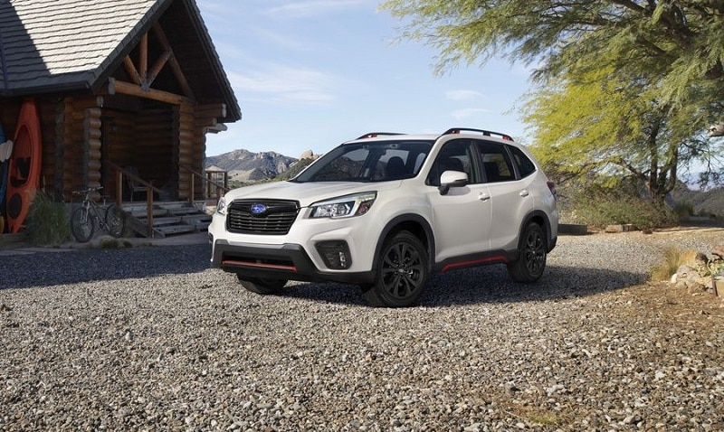 Best Tires for Subaru Forester -2