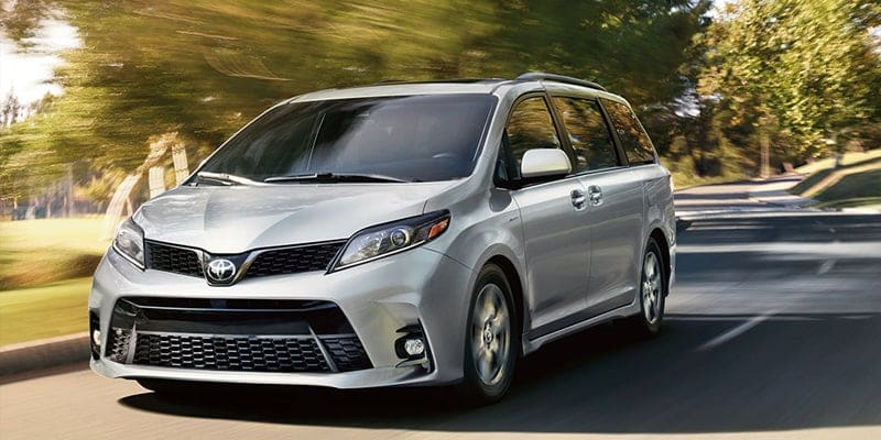 Best Tires For Toyota Sienna